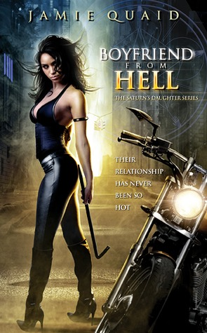 Boyfriend from Hell (Saturn's Daughter, #1)