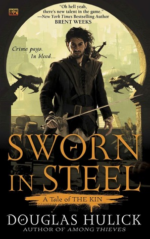 Sworn in Steel - Douglas Hulick epub download and pdf download