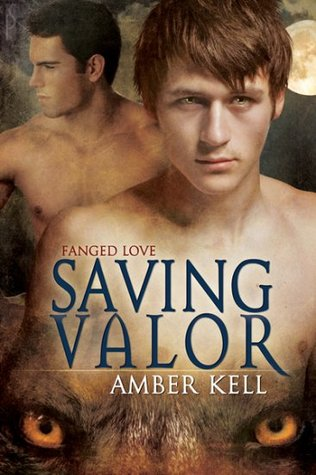 Saving Valor (Fanged Love, #1)