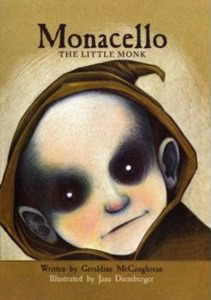 Monacello: The Little Monk (Monacello, #1)