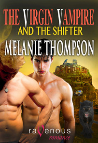 The Virgin Vampire and the Shifter by Melanie Thompson