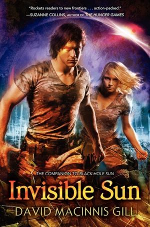 Invisible Sun (Hell's Cross, #2)