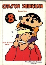 Crayon Shinchan, Vol. 8