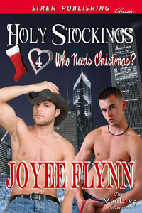 Holy Stockings by Joyee Flynn