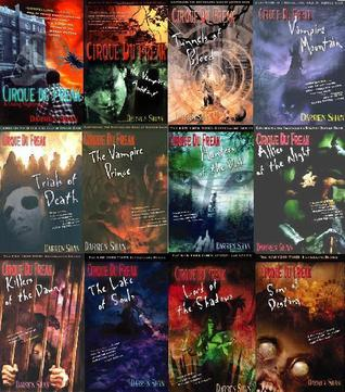 Cirque Du Freak  [1-12] Collection - Darren Shan