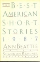 The Best American Short Stories 1987 (The Best American Short Stories)