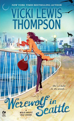 Werewolf in Seattle by Vicki Lewis Thompson