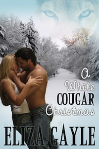 A White Cougar Christmas by Eliza Gayle