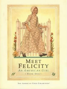 Meet Felicity by Valerie Tripp