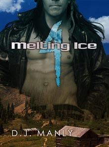 Melting Ice 4 by D.J. Manly