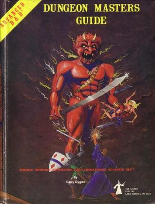 Dungeon Masters Guide by Gary Gygax