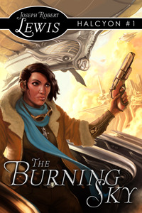 The Burning Sky by Joseph Robert Lewis