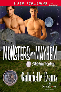 Monsters and Mayhem (Midnight Matings #14)