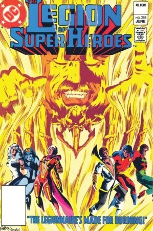 Legion of Super-Heroes Vol. 1 by Paul Levitz