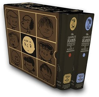 The Complete Peanuts, 1950-1954 by Charles M. Schulz