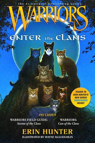 Enter the Clans by Erin Hunter