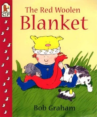 The Red Woolen Blanket by Bob Graham