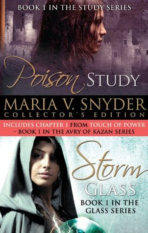 Poison Study by Maria V. Snyder ~ Fan Audiobook - Chapter ...