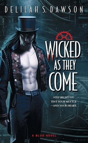 Click here to go to Wicked as They Come's page on goodreads! {A Bookalicious Story}