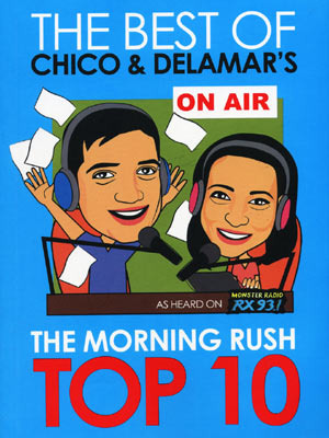 The Best of Chico & Delamar's The Morning Rush Top 10 Chico Garcia, Delamar Arias epub download and pdf download
