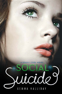 Social Suicide by Gemma Halliday