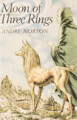 Moon of Three Rings by Andre Norton