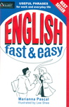 English Fast & Easy by Marianna Pascal