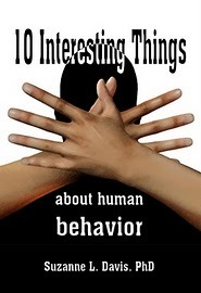 Ten Interesting Things About Human Behavior by Suzanne L. Davis