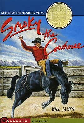 Smoky the Cow Horse by Will James