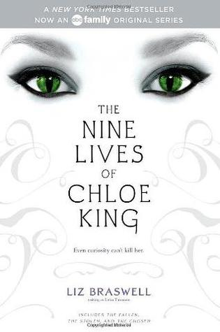 The Nine Lives of Chloe King by Celia Thomson