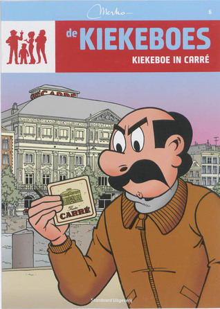 Kiekeboe in Carré by Merho