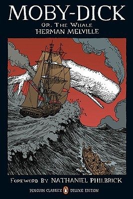 Moby-Dick; or, the Whale by Herman Melville