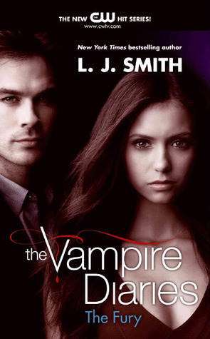 The Vampire Diaries: The Fury (Vampire Diaries, #3)