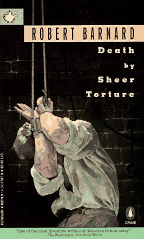 Death By Sheer Torture by Robert Barnard