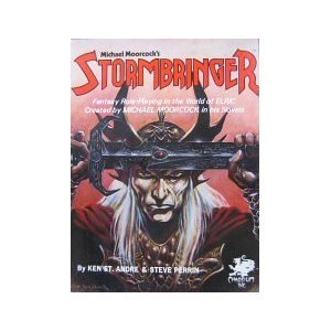 Stormbringer: Fantasy Roleplaying in the World of Elric