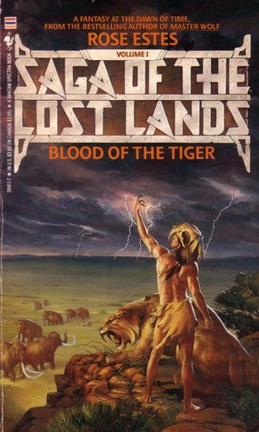 Blood of the Tiger by Rose Estes