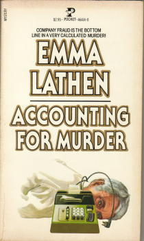 Accounting for Murder (John Putnam Thatcher Mysteries, #3)
