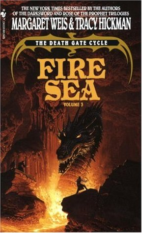 Fire Sea by Margaret Weis