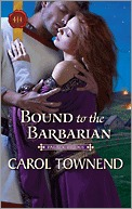 Bound to the Barbarian by Carol Townend