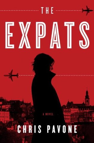 Book cover: The Expats by Chris Pavone