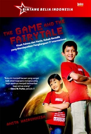 The Game and the Fairytale by Anita Hairunnisa