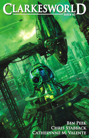 Clarkesworld Magazine Issue 63 by Neil Clarke