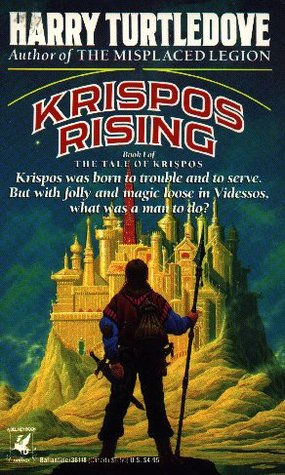 Krispos Rising by Harry Turtledove