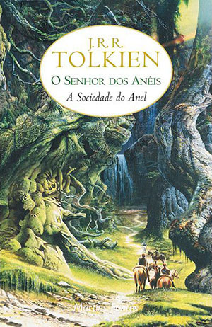 A Sociedade do Anel (The Lord of the Rings #1)