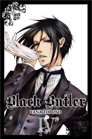Black Butler, Vol. 04 by Yana Toboso