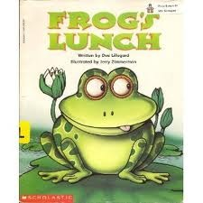 Frogs Lunch by Dee Lillegard