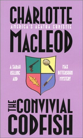 The Convivial Codfish by Charlotte MacLeod