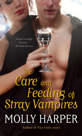 Post Thumbnail of Review: The Care and Feeding of Stray Vampires by Molly Harper