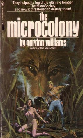 Download online The Microcolony (The Micronauts #2) PDF