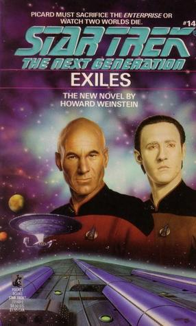 Exiles (Star Trek: The Next Generation, #14)